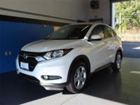 CARFAX One-Owner. Clean CARFAX. White 2016 Honda HR-V