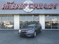 Check out this very nice 2016 Honda Odyssey EX-L! This