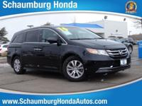 New Price! CARFAX One-Owner. 2016 Honda Certified. FWD