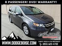 *** WARRANTY *** LOW MILES *** 8 PASSENGER SEATING ***