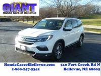 Check out this gently-used 2016 Honda Pilot we recently