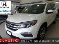 Certified Pre-Owned and ready to go! Our 2016 Honda has
