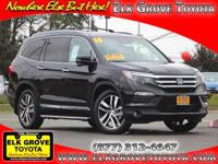 Options:  2016 Honda Pilot Touring Fwd|||3224