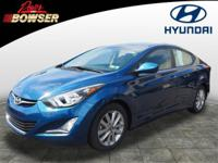 Don't miss out on this 2016 Hyundai Elantra SE! It
