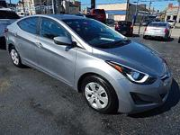 This used 2016 Hyundai Elantra in Uniontown, PA allows