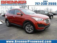 Come see this 2016 Hyundai Santa Fe Sport . Its