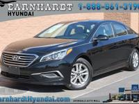 New Arrival! *Bluetooth* This 2016 Hyundai Sonata 4d