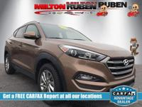 This 2016 Hyundai Tucson 4dr FWD 4dr Eco with Beige Int