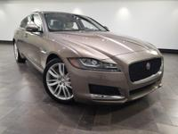 This 2016 Jaguar XF 35t Prestige is featured in
