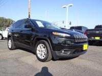 Options:  2016 Jeep Cherokee  This Jeep Only Has 17433
