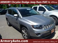 2016 JEEP COMPASS HIGH ALTITUDE 4X4..ONE OWNER....