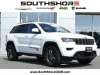 CARFAX One-Owner. 2016 Jeep Grand Cherokee Laredo