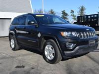 Introducing the 2016 Jeep Grand Cherokee! Boasting the
