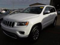 We are excited to offer this 2016 Jeep Grand Cherokee.