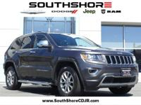 CARFAX One-Owner. 2016 Jeep Grand Cherokee Limited