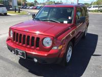 This 2016 Jeep Patriot Sport is proudly offered by Bay