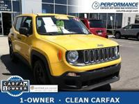 CARFAX One-Owner. Clean CARFAX. Certified. Solar Yellow