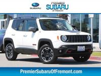 Options:  2016 Jeep Renegade Trailhawk 4D Sport