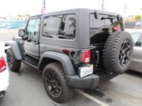 RUBENS IMPORTS Is Proud To Offer 2016 Jeep Wrangler
