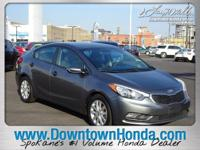 This 2016 Kia Forte LX is proudly offered by LHM Honda