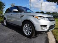 This 2016 Land Rover Range Rover Sport is featured in