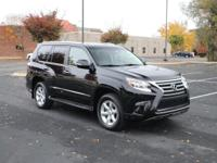 Original MSRP 54K!! 2016 LEXUS GX 460 4WD W/NAV 4 DOOR