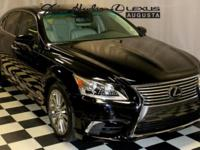 This outstanding example of a 2016 Lexus LS 460 in