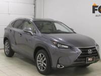 Check out this gently-used 2016 Lexus NX 200t we