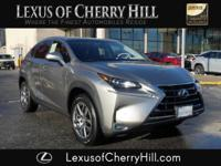 2016 Lexus NX 200t NAVIGATION PREMIUM PACKAGE