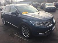 Check out this 2016 Lincoln MKX Reserve. Its Automatic