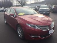 Check out this 2016 Lincoln MKZ . Its Automatic