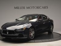 This is a Maserati, Ghibli for sale by Miller