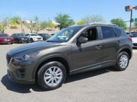 Options:  2016 Mazda Cx-5 Touring|Silver|New Price!