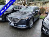 SPACIOUS, SAFE & FUN TO DRIVE!!! This CX-9 has what you