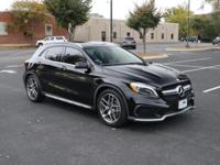 Original MSRP 62K!! 2016 MERCEDES-BENZ GLA-45 AMG