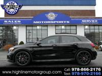 Lowell Location, 2016 Mercedes-Benz GLA GLA 45 AMG