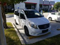 This outstanding example of a 2016 Mercedes-Benz Metris