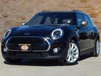 This 2016 MINI Cooper Clubman has an original MSRP of