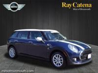 2016 MINI Cooper Certified Pre Owned!  Clean Carfax