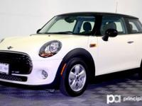 CERTIFIED PRE-OWNED 1 OWNER CLEAN CARFAX!! 2016 MINI
