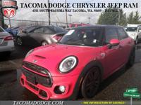 John Cooper Works Interior Package (Anthracite