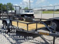 5x10 BLACK TIGER Utility Trailer w/ 4' Tailgate Set