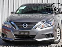 This 2016 Nissan Altima 4dr 2.5 S features a 2.5L 4