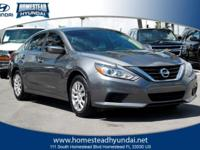 This outstanding example of a 2016 Nissan Altima 4dr
