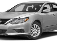 Options:  2016 Nissan Altima 2.5 S|This 2016 Nissan