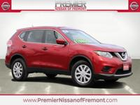 2016 Nissan Rogue S AWD CVT with Xtronic 2.5L I4 DOHC