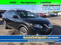 Features: AWD, Navigation, Leather, Backup Camera,