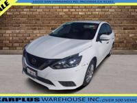 2016 Nissan Sentra 4dr Sdn I4 CVT SV...PRICED TO