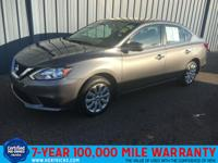 This One-Owner 2016 Nissan Sentra SV is offered to you