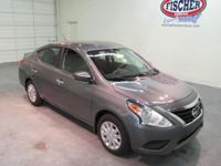 2016 Nissan Versa 1.6 SV ** Certified Nissan Pre Owned
